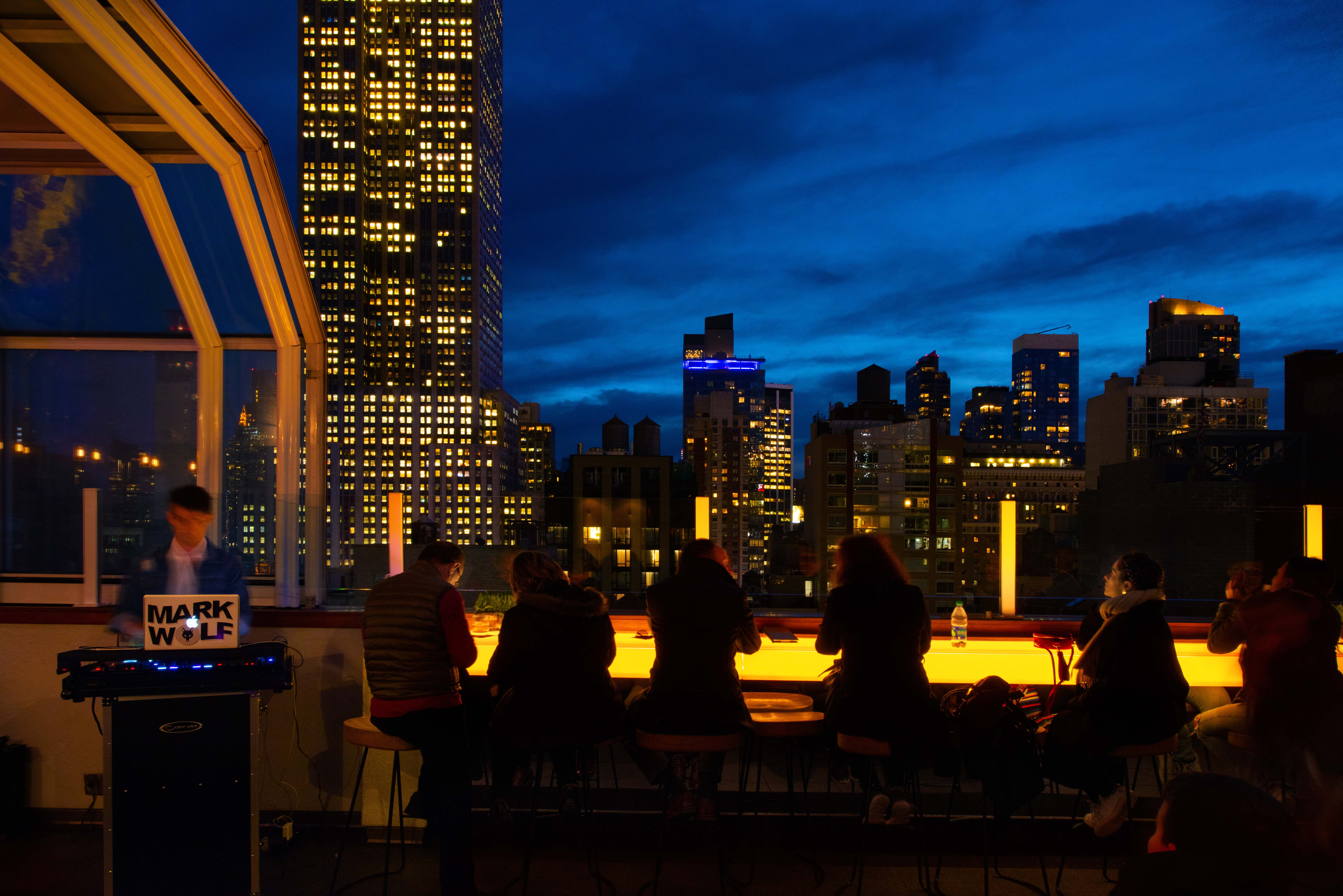 Top of the Strand Rooftop Bar